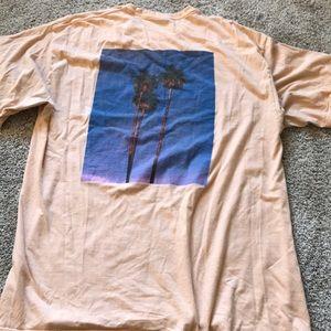 Stussy Shirts - Stussy 3 palms T-shirt